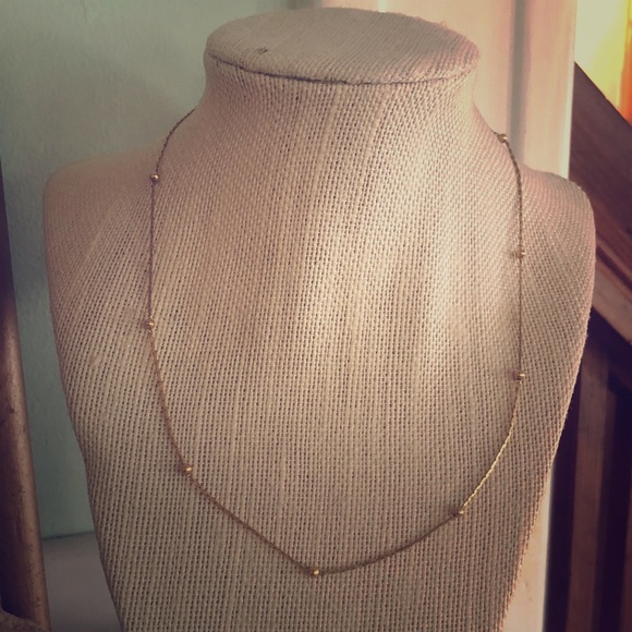 Monet Jewelry - *2 FOR $20* Vintage Monet Gold Chain Necklace